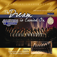Masters of Harmony : The Dream is Carried On : 00  1 CD :