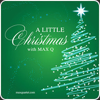 Max Q : A Little Christmas : 00  1 CD