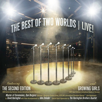 Second Edition & The Growing Girls : The Best Of Two Worlds Live : 00  1 CD