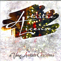 Artistic License : A Very Artistic Christmas : 00  1 CD :