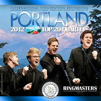 Barbershop Harmony Society : Top Quartets 2012 : 00  1 CD :  : 206109