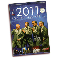 Barbershop Harmony Society : Top Quartets 2011 DVD : DVD :  : 205131