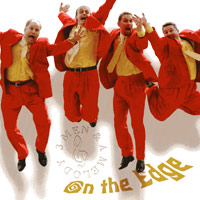 3 Men and a Melody : On The Edge : 00  1 CD :