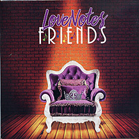 Love Notes : Friends : 00  1 CD
