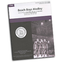 Various Arrangers : Barbershop Beach Boys : TTBB : Sheet Music