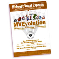 Midwest Vocal Express : MVEvolution : DVD :