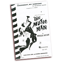 Various Arrangers : The Music From The Music Man : TTBB : Sheet Music