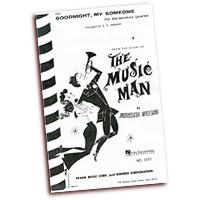 Various Arrangers : The Music From The Music Man : TTBB : Sheet Music