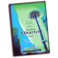 Sweet Adelines : Top Quartets 2010 : DVD :  : AV1054