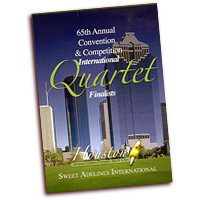 Sweet Adelines : Top Quartets 2011 : DVD : AV1057
