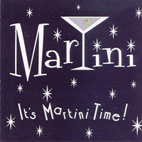 Martini Quartet : It's Martini Time : 00  1 CD :