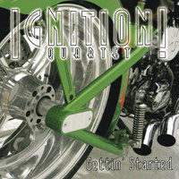 Ignition! : Gettin' Started : 00  1 CD