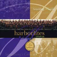 Harborlites : Something's Coming : 00  1 CD : Pam Pieson :