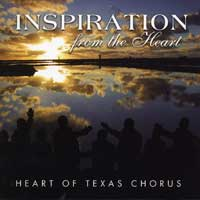 Heart Of Texas Chorus : Inspiration From The Heart : 00  1 CD : Rod Black