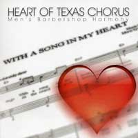 Heart Of Texas Chorus : With A Song In My Heart : 00  1 CD : Ron Black :