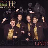 Hi-Fidelity : Almost Live : 00  1 CD