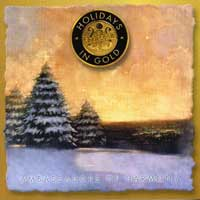 Ambassadors of Harmony : Holidays in Gold : 00  1 CD : Jim Henry :