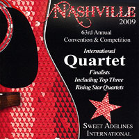 Sweet Adelines : Top Quartets 2009 : 00  1 CD : RC1023