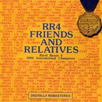 Rural Route 4 : Friends and Relatives : 00  1 CD