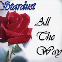 "Stardust : <span style=""color:red;"">All The Way</span> : 00  1 CD"
