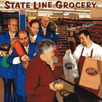 State Line Grocery : Paper or Plastic? : 00  1 CD :