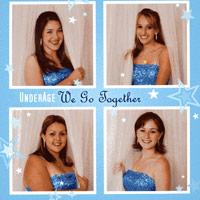 UnderAge : We Go Together : 00  1 CD