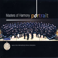 Masters of Harmony : Portrait : 00  1 CD :