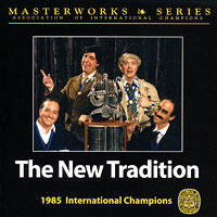New Tradition Quartet : Masterworks Series : 00  1 CD :