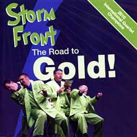 Storm Front : The Road to Gold : 00  2 CDs