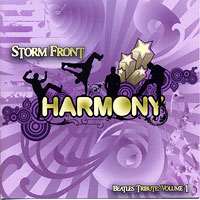 Storm Front : Harmony - Beatles Tribute : 00  1 CD