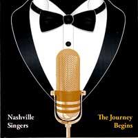 Nashville Singers : The Journey Begins : 00  1 CD : Todd Wilson :