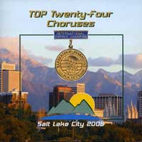 Barbershop Harmony Society : Top Choruses 2005 : 00  1 CD :  : 4635