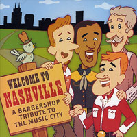 Various Artists : Welcome To Nashville : 00  1 CD