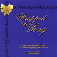 Amabile Youth Singers : Wrapped in Song : 00  1 CD :