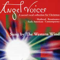 Western Wind : Angel Voices : 00  1 CD : 1224