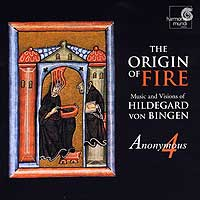 Anonymous 4 : The Origin Of Fire : 00  1 CD :  : 907327