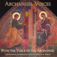 Archangel Voices : With The Voice of the Archangel : 00  1 CD :