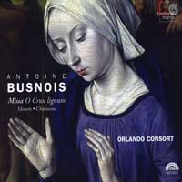 Orlando Consort vocal ensemble
