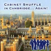 Cabinet Shuffle : In Cambridge... Again! : 00  1 CD