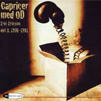 Orphei Drangar : Caprices with OD Vol 3 : 00  1 CD : Eric Ericson :  : 5022