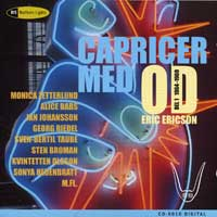 Orphei Drangar : Caprices with OD Vol 1 - Eric Ericson : 00  1 CD : Eric Ericson :  : 5010
