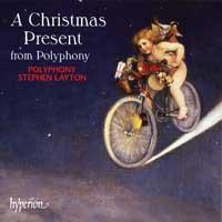 Polyphony : A Christmas Present : 00  1 CD : Stephen Layton :  : Noel 2