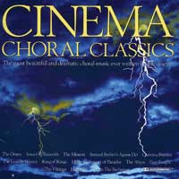 Crouch End Festival Chorus : Cinema Choral Classics : 00  1 CD : David Temple :  : 3015