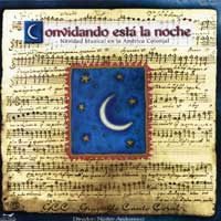 Grupo Canto Coral : A Musical Christmas in Colonial South America (Convidando esta la Noche) : 00  1 CD :  : 1101