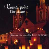 Counterpoint : Counterpoint Christmas : 00  1 CD : Robert De Cormier :  : 824890-5202-9