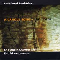 Eric Ericson Chamber Choir : A Cradle Song : 00  1 CD : Eric Ericson :  : 139