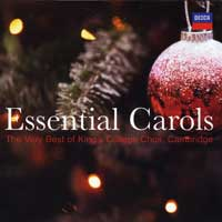 Choir of King's College, Cambridge : Essential Carols : 00  2 CDs : David Willcocks :  : DCAB000530202.2