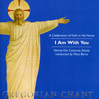 Gloriae Dei Cantores : I Am With You : 00  1 CD : Elizabeth Patterson :  : 34