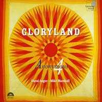 Anonymous 4 : Gloryland : 00  1 CD : 907400