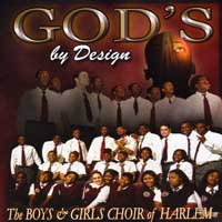 Boys and Girls Choir of Harlem : God's By Design : 00  1 CD :